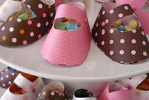 Baby Shower Ideas / by Laura Alfonzo (Polka Dot Kaboodle)