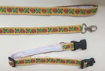 Coutash design / Handmade dog accessories made in Slovakia. More @ www.sistersmade.wordpress.com