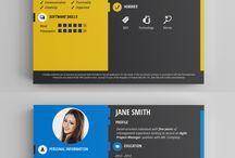 Creative CV Templates [Download] / CV Builder - Creative & Professional CV Examples. Check CV Templates:  http://craft-cv.com/en/cv-templates