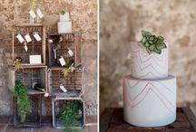 wedding inspiration - garden party / by Rosie Parsons