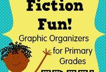 ELA - Graphic Organizers