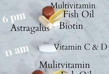 Supplements / Supplements are used to support our health and give an extra boost to our immune system.