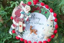 Winter Ornaments and Decorations
