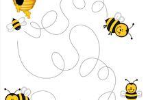 bogarak, rovarok, lepkék