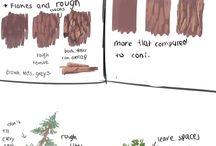 Pflanzen zeichnen