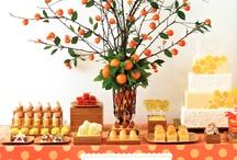 Dessert Buffet Tables