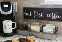 Coffee Station / Beverages