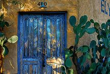 Doors, Gates, & a Window or Two / by C's Gram