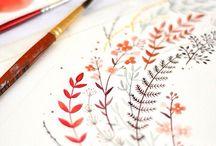 Illustration(flowers)