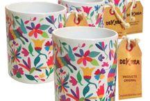 Ceramika / Elementos decorativos cerámicos