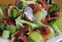Salads / by Walda Letson