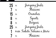 Circuiti fitness