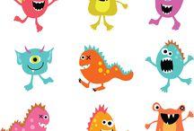Monstertjes