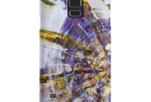 Cases for i-Phone & Samsung / Abstract Cases by Dmitri Matkovsky original painting