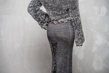 ГА_015 Жакет-болеро из травки с вискозной отделкой из ЮЛЫ, цвет серый