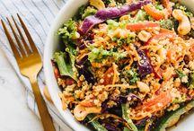 Salads (vegan)