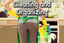 Cleaning and Organizing / Let's get organized! / by Midnight Climax Publishing