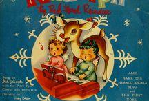 vintage christmas / vintage Christmas inspiration and memories