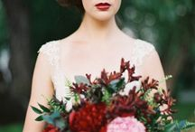Fall Wedding Trends / Fall Wedding Trends Inspired By- Crisp Fall Days, Soft Purples, Creamy Whites, Autumn Leaf Colors, Gold & Cream Pumpkins, Dusty Blues, Perfect Wedding Weather, Falling In Love, Chic Ideas, Nature, Cool Wedding Nights, Hanging Crystal Lights, & Rich Colored Floral Arrangements