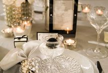 Table design for weddings