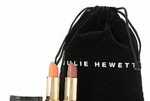 Julie Hewett Cosmetic Kits / Shop limited edition Julie Hewett kits for you lips, face, skin, and beauty!