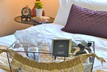 Guest Room Ideas / by Rochelle Cohen