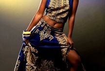 African Fashions / by Andrea Green