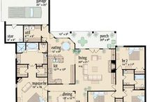Architectural: Floor Plans + Layouts