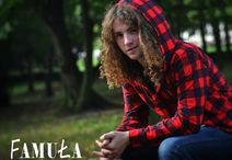 Flannel shirt with a hood /  100% cotton. Made in Lodz.