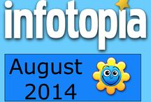 Infotopia Newsletters / This is the place to find the monthly newsletters ( in PDF) chocked full of teaching resources from Infotopia, Kidtopia, and Infotrek.  If you follow this pin, you'll always have access to the newsletters.