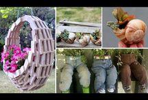 videos garden crafts