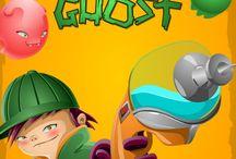 Sherlock Ghost / Sherlock Ghost est un jeux MadWin dans lequel vous devez chasser les Fantômes !