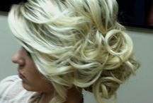 Prom hair / by Abbie Loter