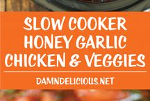 slow cooker meals / by Jill