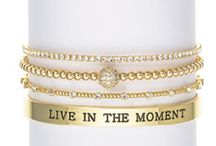 Meaningful Modern Jewelry / Jewelry with a message.