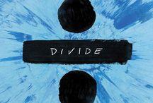 album covers typography