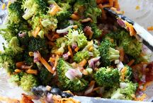 Salads / by Karen Nieman