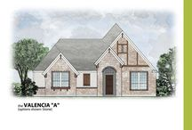 Drees Custom Homes - Valencia / Drees Custom Homes located in Viridian, Arlington Texas is offering the Valencia plan