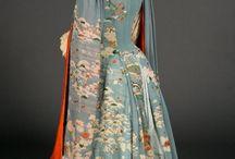 Fashion History Kimono Inspiration
