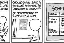 Comics Arbeit