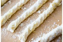 Breadstick and pizza dough recipes