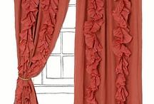 Curtains / by Laura Daniel