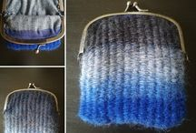 Objets au métier à tisser pour laine