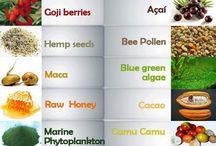 Food info / by Wendi Gossen