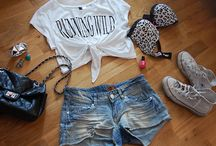 Outfit Inspiration / by Taylor Sear