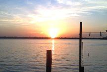 Por do Sol / Incrível como a Natureza nos conquista a cada dia!