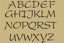 primitive fonts