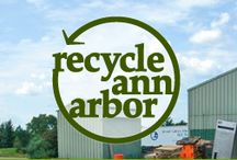 Local Ann Arbor Recycling & Reuse Resources / Some local Ann Arbor Recycling Resources