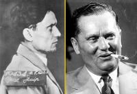 Josip Broz Tito (1892-1980) / Bord about criminal bastard Josip Broz Tito, a former Austro-Hungarian soldier who occupied Serbia in 1914-1915 and in 1944 committing war crimes and genocide on Serbs. He was Roman-Catholic half Croat, half Slovenian from Croatia and strong Serbophobe. In his Titoslavia after 1945 he created a Greater Albania, Greater Slovenia, Greater Croatia and Remains of Serbia.