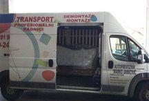 Transport stilskog nameštaja i umetnina....